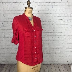 Red Button- Up